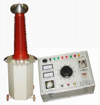 5KVA/100KV油浸式高压试