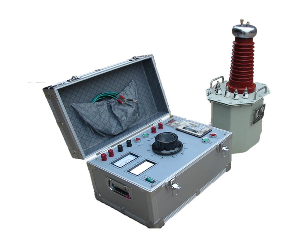 油浸式高压试验变压器(手动5KVA)